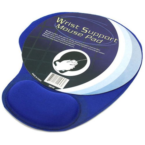 DDI 295902 Mouse Pad with Cushion Wrist Support -Pack of 24