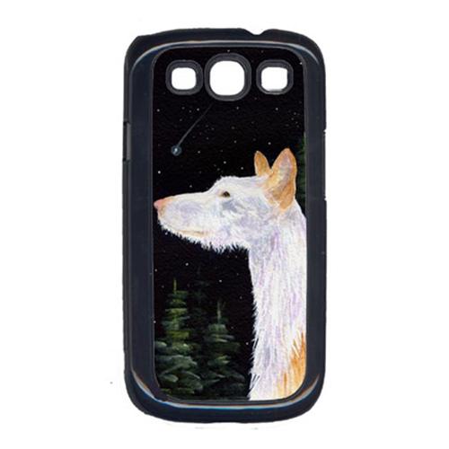 Carolines Treasures SS8499GALAXYSIII Starry Night Ibizan Hound Galaxy S111 Cell Phone Cover