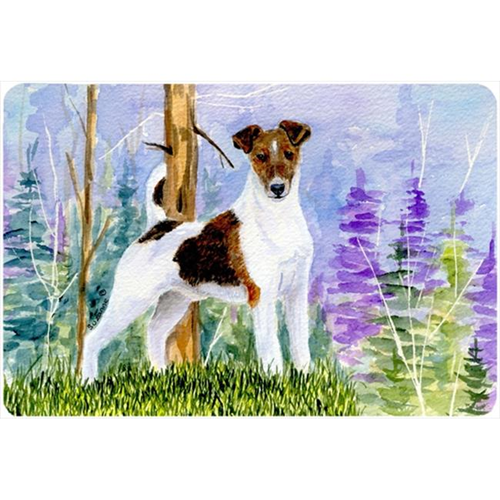 Carolines Treasures SS8640MP Jack Russell Terrier Mouse pad hot pad or trivet
