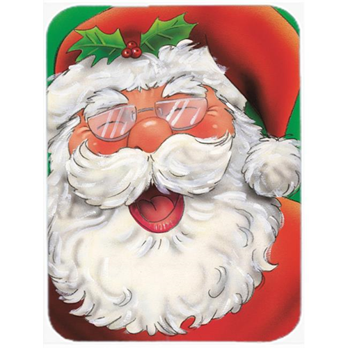 Carolines Treasures AAH7262MP Jolly Santa Claus Mouse Pad Hot Pad or Trivet