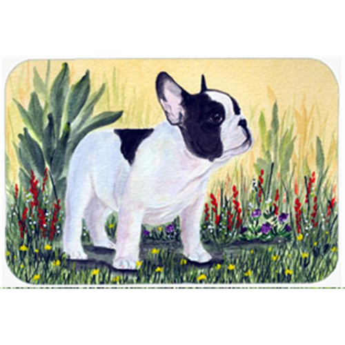 Carolines Treasures SS8109MP French Bulldog Mouse Pad Hot Pad & Trivet