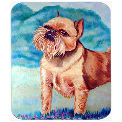 Carolines Treasures 7016MP 9.5 x 8 in. Brussels Griffon Mouse Pad Hot Pad or Trivet