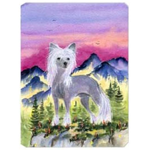 Carolines Treasures SS8326MP Chinese Crested Mouse Pad