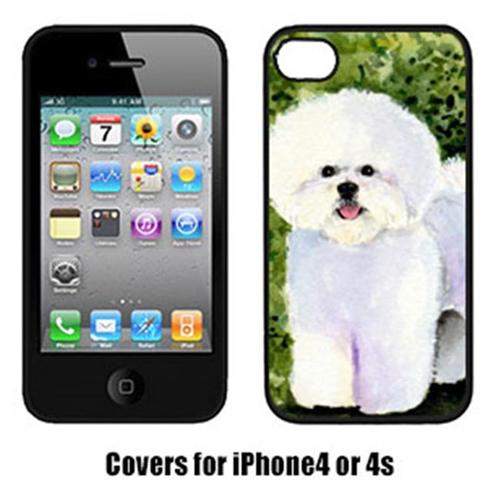 Carolines Treasures SS8712IP4 Bichon Frise Iphone4 Cover