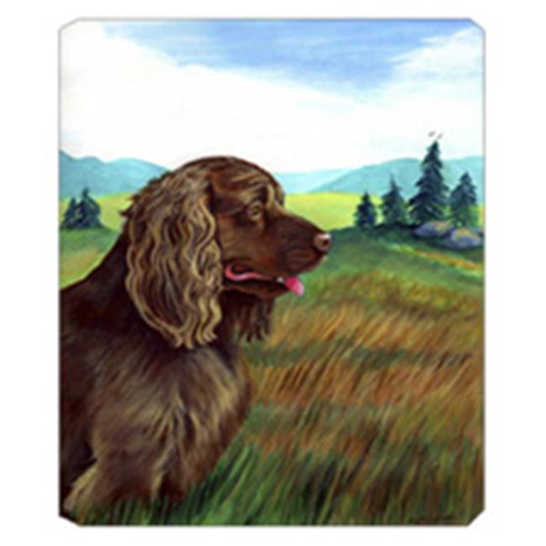 Carolines Treasures 7122MP 8 x 9.5 in. Sussex Spaniel Mouse Pad