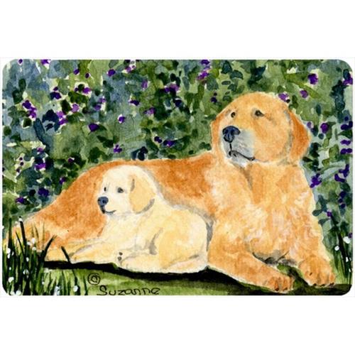 Carolines Treasures SS8852MP Golden Retriever Mouse pad hot pad or trivet