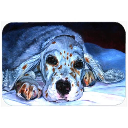 Carolines Treasures 7330MP English Setter Pup Mouse Pad Hot Pad & Trivet