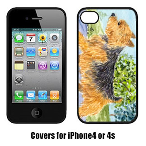 Carolines Treasures SS8879IP4 Norwich Terrier Iphone 4 Cover