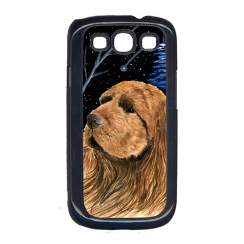 Carolines Treasures SS8391GALAXYSIII Starry Night Sussex Spaniel Cell Phone Cover Galaxy S111