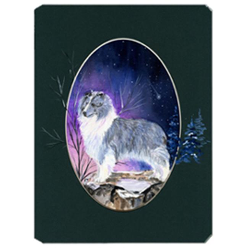 Carolines Treasures SS8073MP Sheltie Mouse Pad Hot Pad & Trivet