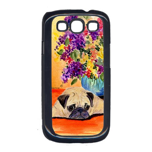 Carolines Treasures SS8294GALAXYSIII Pug Cell Phone Cover Galaxy S111