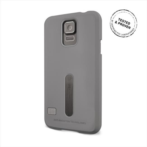Vest Anti-Radiation Case for Galaxy S5 Gray