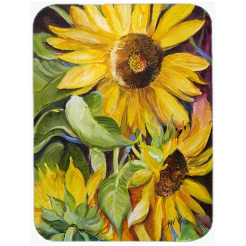 Carolines Treasures JMK1172MP Sunflowers Mouse Pad Hot Pad & Trivet
