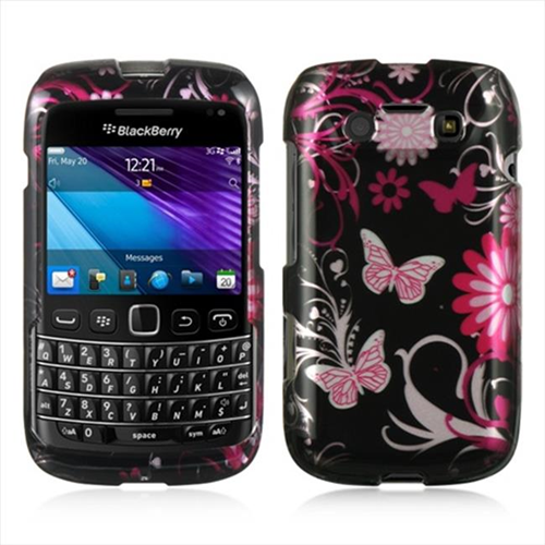 Dreamwireless Fitted Hard Shell Case for Blackberry 9790 - Pink