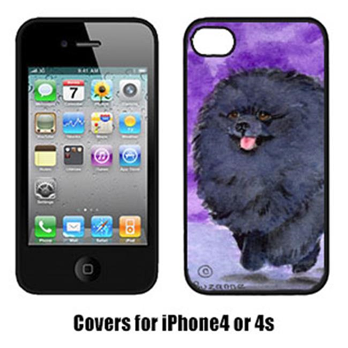 Carolines Treasures cover for iPhone 4 - Black
