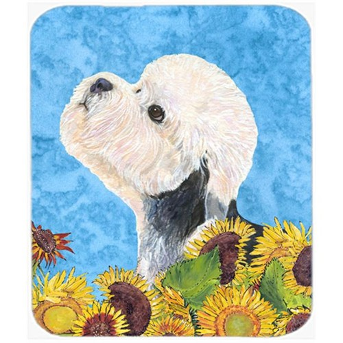 Carolines Treasures SS4136MP Dandie Dinmont Terrier Mouse Pad Hot Pad or Trivet