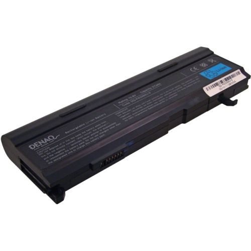 Denaq DQ-PA3534U-6 High Capacity Battery for Toshiba Equium A200 Laptops- 4400mAh