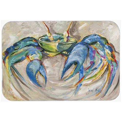 Carolines Treasures JMK1089MP Blue Crab Mouse Pad Hot Pad & Trivet