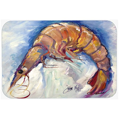 Carolines Treasures JMK1112MP Shrimp Mouse Pad Hot Pad & Trivet