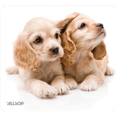 Allsop 30183 Naturesmart Mousepad - Puppies
