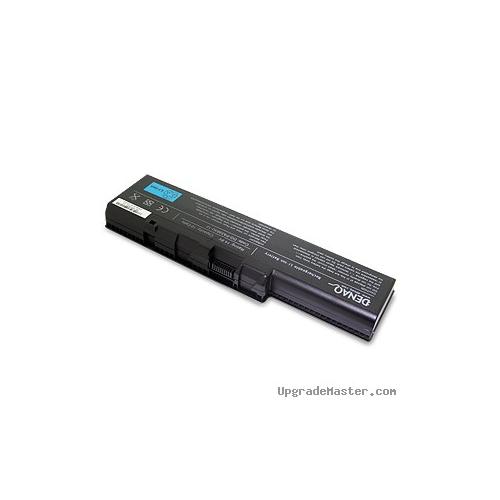 Denaq DQ-PA3383U-12 High Capacity Battery for Toshiba Satellite A70 Laptops- 6600mAh