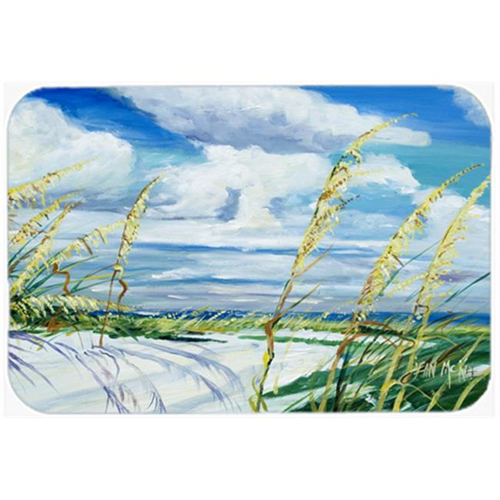 Carolines Treasures JMK1123MP Sea Oats Mouse Pad Hot Pad & Trivet