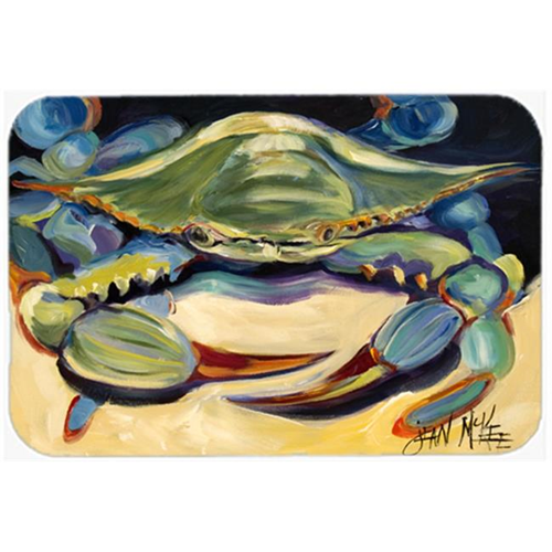 Carolines Treasures JMK1093MP Blue Crab Mouse Pad Hot Pad & Trivet