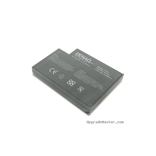 Denaq DQ-F4486A-8 High Capacity Battery for HP Pavilion ze1000 Laptops- 4400mAh