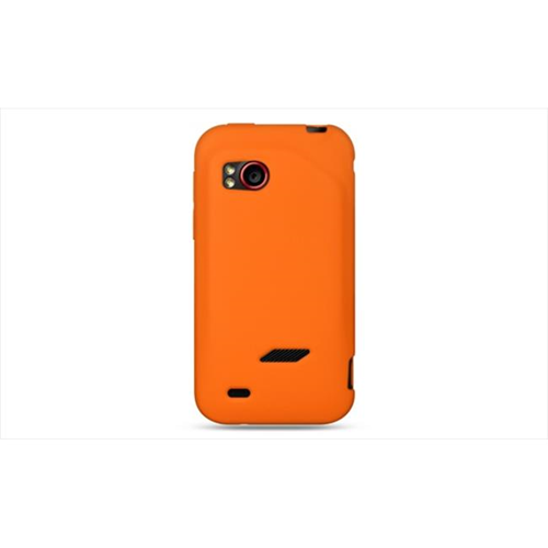 DreamWireless SCHTCVIGOROR-PR HTC Rezound & Vigor Premium Skin Case - Orange