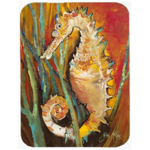 Carolines Treasures JMK1142MP Seahorse Mouse Pad Hot Pad & Trivet