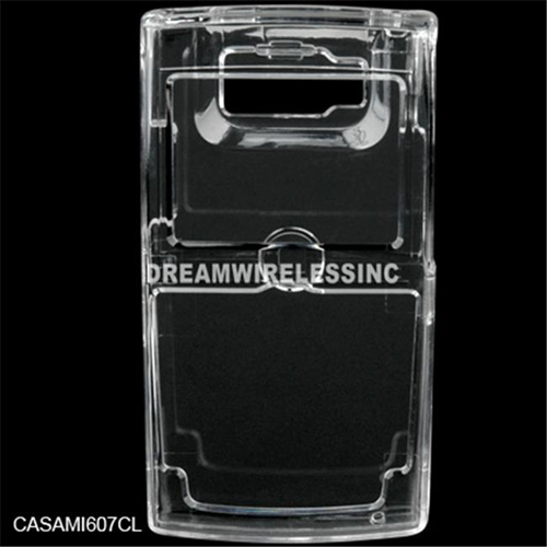 DreamWireless CASAMI607CL Samsung I607 Crystal Case Clear