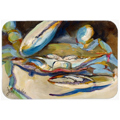 Carolines Treasures JMK1099MP Big Crab Claw Blue Crab Mouse Pad Hot Pad & Trivet