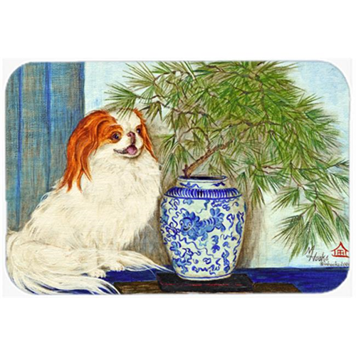 Carolines Treasures MH1048MP Japanese Chin Ming Vase Mouse Pad Hot Pad & Trivet