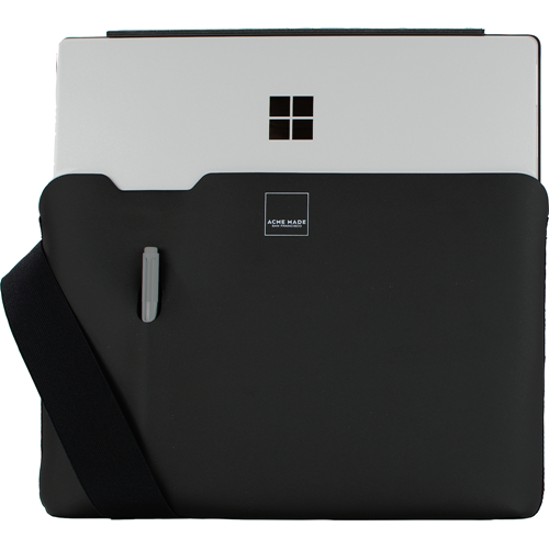 Acme Made AM10511-SLV Skinny Sleeve Case for Tablet Matte Black