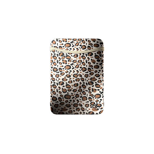 Slick Lizard Design 160101002 SL8 Tablet Edition - Multi-Reversible Neoprene Sleeve Leopard