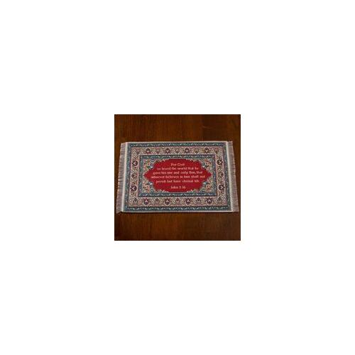 Lukas Media 184535 Mouse Pad-John 3 - 16-Carpet