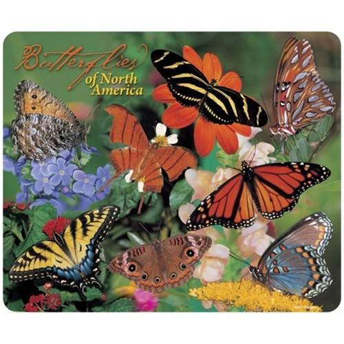 Impact Photographics IMP52821MP Mouse Pad Butterflies