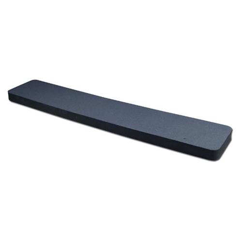 QVS CA223GT Keyboard Wrist Rest Gray
