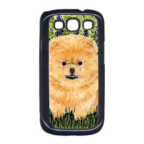 Carolines Treasures SS8746GALAXYSIII Pomeranian Cell Phone Cover Galaxy S111