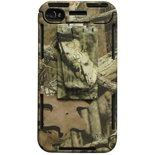 Nite Ize 22SC Connect Case for iPhone 4 - 4S Mossy Oak Break - Up Infinity