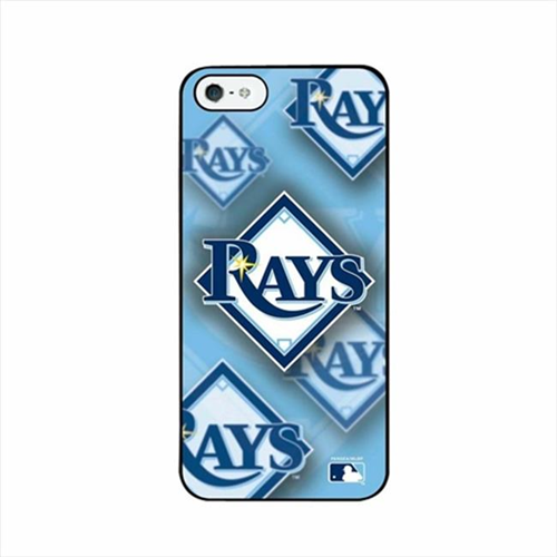 Pangea iPhone 4 & 4S MLB Tampa Bay Rays 3D Logo Case