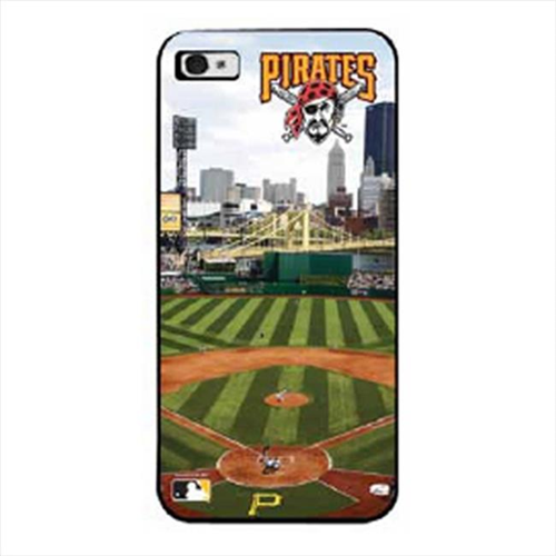Pangea iPhone 4 & 4S MLB Pittsburgh Pirates Hard Cover Case