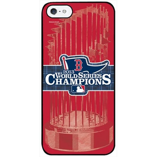 Pangea MLB Boston Red Sox World Series Fall Classic 2013 Trophy iPhone 4 & 4S Case