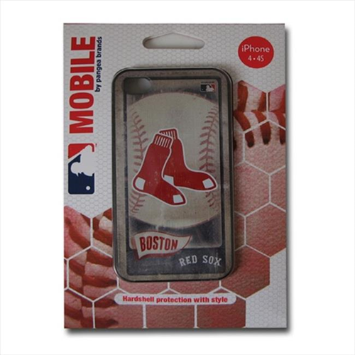 Pangea iPhone 4 & 4S Pennant Case MLB Boston Red Sox