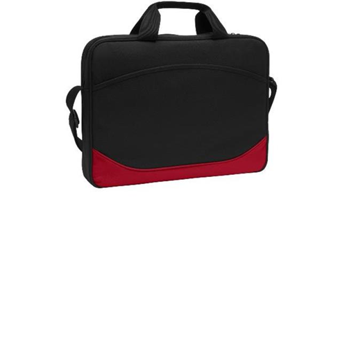 Port Authority BG305 Value Computer Case Chili Red - One Size