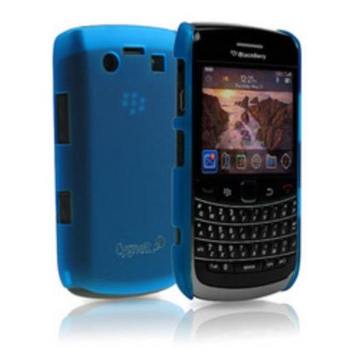 Cygnett Frost Case for Blackberry Bold 9700 - Blue - CY0051CBFRO