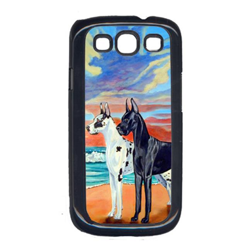 Carolines Treasures 7051GALAXYSIII At Sunset Great Dane Galaxy S111 Cell Phone Cover