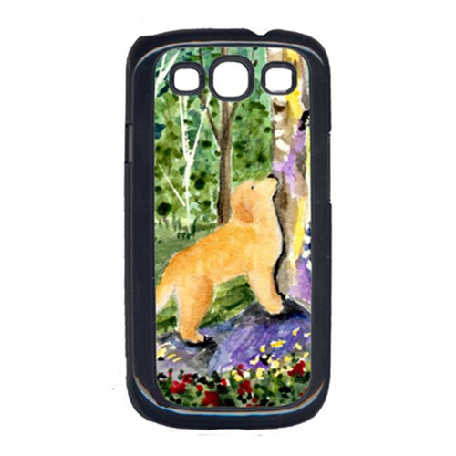 Carolines Treasures SS8887GALAXYSIII Golden Retriever Galaxy S111 Cell Phone Cover