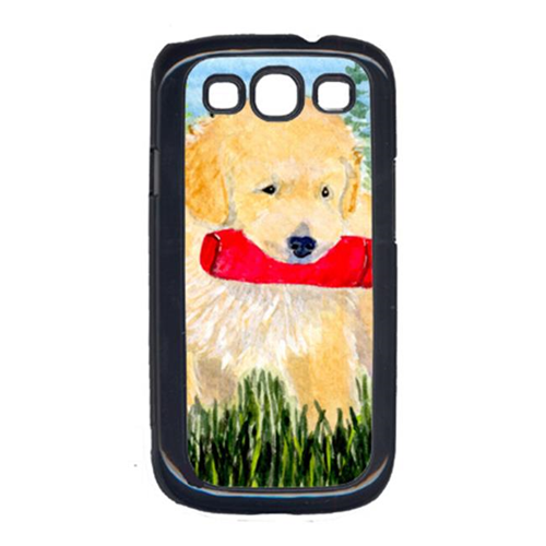 Carolines Treasures SS8858GALAXYSIII Golden Retriever Galaxy S111 Cell Phone Cover