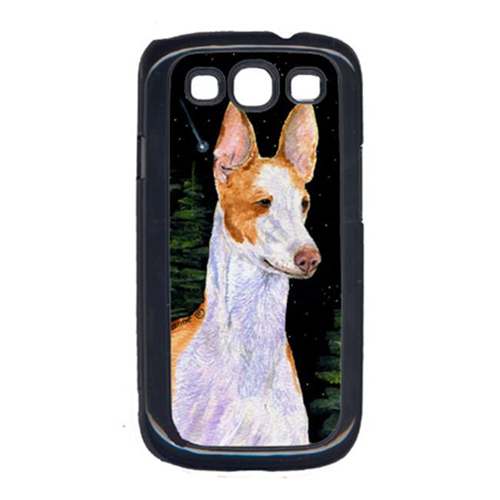 Carolines Treasures SS8495GALAXYSIII Starry Night Ibizan Hound Galaxy S111 Cell Phone Cover